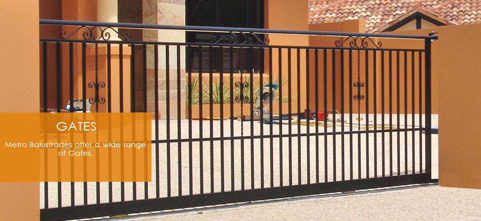 Aluminium Gates Perth, Stainless