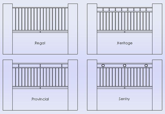 Floreat balustrade designs balustrade fence infills perth pool fencing workwithnaturefo